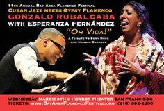 11th Annual Bay Area Flamenco Festival 03/09/16