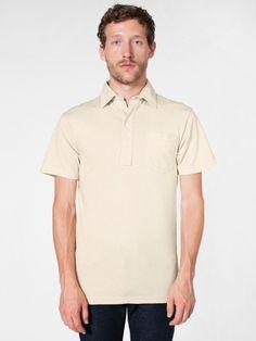 Promotional Organic fine jersey s/s leisure shirt Organic Living, Jersey Shorts, Golf Shirts, American Apparel, Promotion, Polo Ralph Lauren, Menswear, Mens Tops, Usa