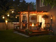 The pergola kits are the easiest and quickest way to build a garden pergola. There are lots of do it yourself pergola kits available to you so that anyone could easily put them together to construct a new structure at their backyard. Small Patio Ideas On A Budget, Budget Patio, Backyard Patio Designs, Pergola Designs, Pergola Ideas, Pergola Kits, Backyard Ideas, Garden Ideas, Terrace Ideas