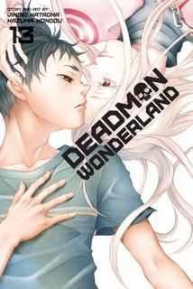Ganta and Shiro finally face off against each other inside a collapsing Deadman Wonderland. Shiro speaks of her past and how she's been wishing for Ganta to kill her. Ganta asks her why she killed his friends, but Shiro just pleads with him to make her wish come true. In the end, Ganta cannot bring himself to do it, and so the final battle begins.
