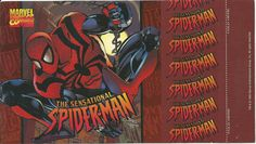 1995 Sensational Spider-Man Promo Marvel Comics