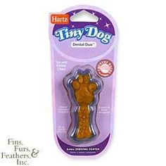 Hartz 02413 Assorted Tiny Dog™ Dental Duo™ Dog Toy Edible Chew Combo *** Check this awesome product by going to the link at the image. (This is an affiliate link and I receive a commission for the sales) Dog Chew Toys, Dog Toys, Small Dogs, Tiny Dog, Horses And Dogs, Toy Puppies, Dog Pin, Teeth Cleaning, Pet Accessories