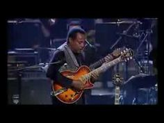"George Benson ""Give me the Night"""