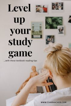 Reading #textbooks to #study takes strategy. Start with these #studytips to get the most out of your #college #reading. College Success, Reading Tips, Graduate School, Study Tips, Time Management, Textbook, Fun Facts, Organization, Teaching