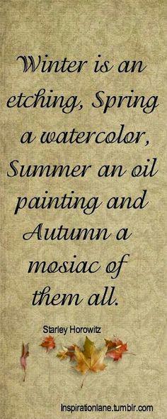 Four Season Love, But Autumn Is My Favorite ❤️