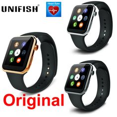 Find More Smart Watches Information about UniFish UA9 MTK2502A Smart Watch Bluetooth 4.0 Dialer SMS Heart Rate Monitor Sleep Sport Tracking Music Remote Camera Find Phone,High Quality watch phone bluetooth,China watch pulse Suppliers, Cheap watch phone s9110 from UNIFISH Store on Aliexpress.com