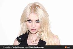 Taylor Momsen, Beauté Blonde, Blonde Beauty, American Actress, Beautiful Women, Actresses, Black, Pretty Woman, Dress Black