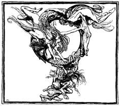 Attempted Bloggery: Rackham's Rhinemaidens