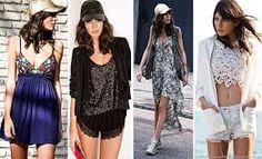 Resultado de imagen de moda y tendencia primavera verano 2017