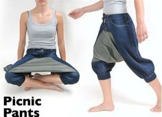 can't find a picnic table? use your pants! can't find a picnic table? use your pants! can't find a picnic table? use your pants! Darwin Awards, Thalia, Stupid Inventions, Amazing Inventions, Mo S, My Guy, Just For Laughs, Look Cool, Laugh Out Loud