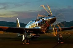 USAAF P-51 Mustang