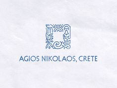 Logo design that serves as a symbol reflecting the qualitative municipal tourist product, namely the geographical, historical, spiritual, natural, cultural value and quality of Agios Nikolaos. Our ...
