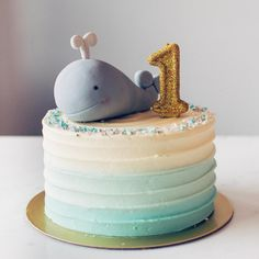"1,672 Likes, 20 Comments - Cakes, Cupcakes & Bakes (@edithpatisserie) on Instagram: ""This whale """