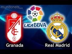 Гранада-Реал Мадрид 6 мая 2017. Прямая трансляция, ссылка в описании под...