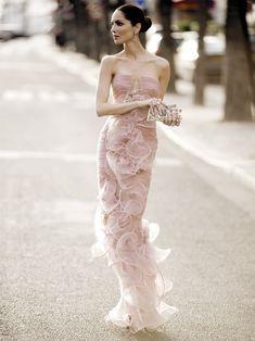 { i wish i had somewhere to wear this fabulous dress }