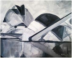 Valencia Art 250€ Oil on Canvas 30x40cm