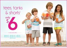 No dejes pasar las ofertas... ¡Aprovecha! Visita www.carters.com  Compra online, nosotros te lo traemos.