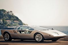 """Despite being described by its own creator as """"perhaps the most irrational car Italdesign has ever built"""", the 1972 Maserati Boomerang set the scene for some of the most memorable production cars in history. Toyota Crown, Peugeot, Jaguar Xj, Audi Tt, Ford Gt, Alfa Romeo, Toyota Ae86, Mazda, Maserati Birdcage"""