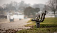 https://flic.kr/p/v5ZJ2g | No people - waste only | Empty benches at Bellevue