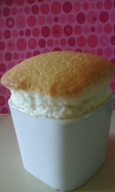 Single Serving of Angel Food Cake - they show you how to mix a whopping 3 ingredients for your own mix (vs. a ton you can't pronounce on the box)