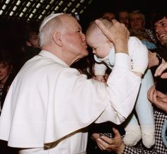 Why newly minted Bl. Pope John Paul II is the pope of Divine Mercy