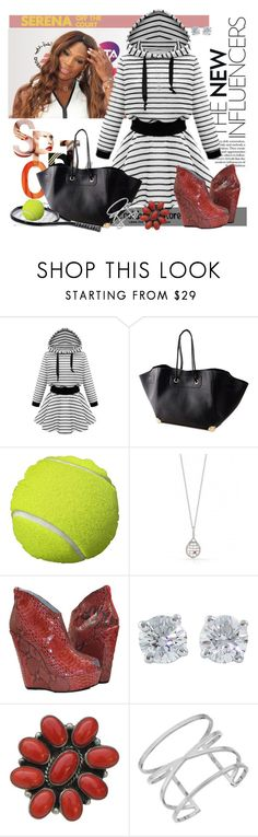 """""""Serena Williams Off the Court Costume"""" by msmith801 ❤ liked on Polyvore featuring Chanel, Roberto Coin, Tiffany & Co., Vince Camuto and LBSTrickOrTreat"""