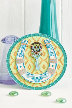 Make a Navajo-inspired horseshoe relic // Homemaker Issue 44 // Image: cliqq.co.uk