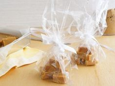 Sweet, soft, caramel fudge, like the kind the mums always made and sold at school fete stalls!