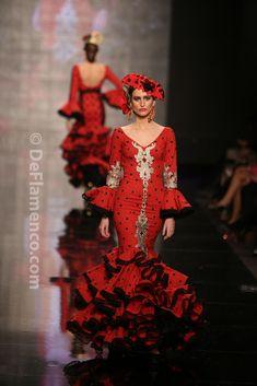 Fotografías Moda Flamenca - Simof 2014 - Sonia & Isabelle 'Fuerza y valor' - BR Complementos 'Brave' - Simof 2014 - Foto 12