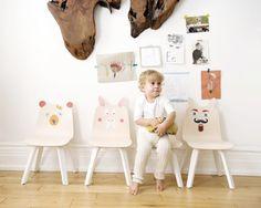Chaises enfants desi