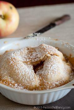 Paciocchi di Francy: Un po' di considerazioni e la Cosmos Apple Vegan Pie