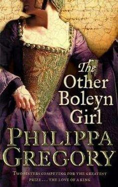The Other Boleyn Girl by Philippa Gregory.