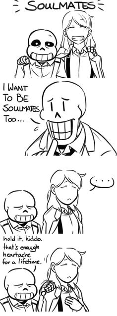 I knew they would be soul mates XD