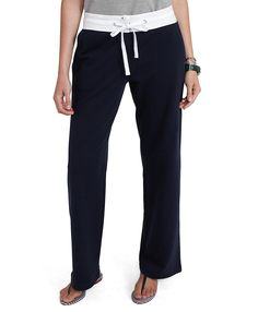 B.Brothers. terry draw string pants