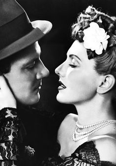 deforest:  Jean Arthur and Joel McCrea in The More the Merrier, 1943