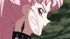 Sailor Moon Villains, Sailor Chibi Moon, Sailor Moon Crystal, Moon Icon, Anime Episodes, Dark Moon, Sailor Scouts, Manga, Aesthetic Anime