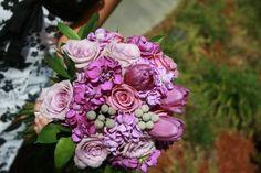 www.flowerhillflo... #fhflowers #bridalbqtred #vintagebridalbqt #purplebridalbqt