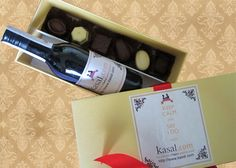 Wedding Favors & Souvenirs by: Chocolate Confection;  Photo by: Kasal.com