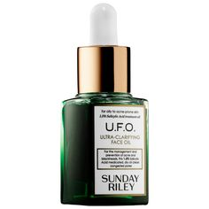 Shop Sunday Riley's U.F.O. Ultra-Clarifying Face Oil at Sephora.