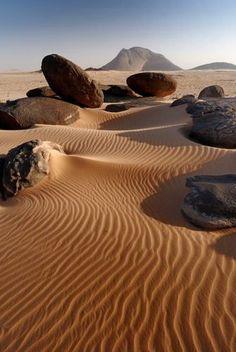 Deserto della Mauritania