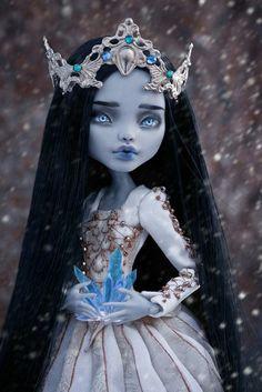 Firexia's dolls. ooak.
