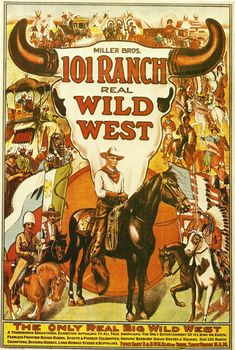 images about posters an Poster Generator, Ponca City, Wild West Show, Wyoming Cowboys, West Art, American Frontier, Cowboy Art, Animation Background, Graphic Design Print