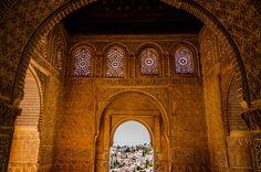 View from Alhambra by Thomas Massari - Photo 206811839 / 500px