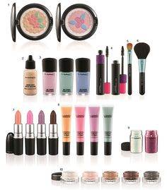 Maquiagem MAC Baking Beauties Collection!