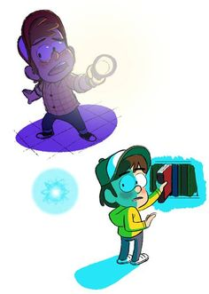 Early versions of Dipper.