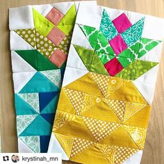 Create a Candied Pineapple quilt block with this free pattern from Eye Candy Quilts! Pineapple Quilt Pattern, Pineapple Quilt Block, Paper Piecing Patterns, Quilt Block Patterns, Quilt Blocks, Quilting Projects, Quilting Designs, Sewing Projects, Small Quilts