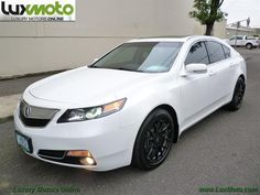 2013 Acura TL SH-AWD w/Tech Sedan. #cars #usedcars #AutoSales #LuxuryMotorsOnline