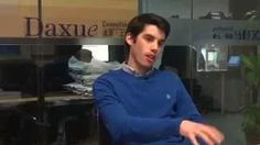 Thibaut Minot talks pollution, urbanization and. - Discover Daxue Research International Teams, Project Management, Research, Knowledge, Marketing, Watch, Youtube, Search, Consciousness