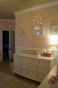 Baby Girl Room Conversion   Complete U0026 Fully Functional! Baby Girl Nursery  / Nurseries .