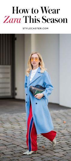 STYLECASTER | How to Wear Zara | Street Style Inspiration | Fashion Inspiration